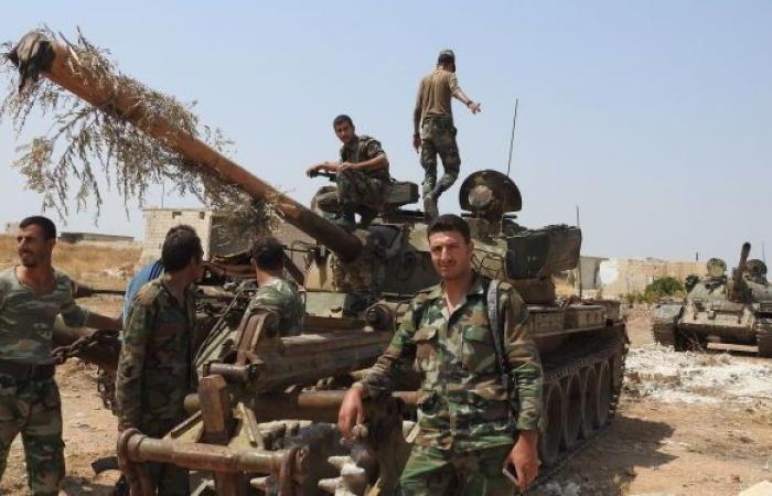 وزارة الدفاع السورية تعلن السيطرة على قرى في ريف محافظة إدلب الجنوبي