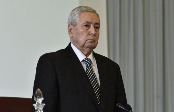الرئيس الجزائري المؤقت ينهي مهام عدد من كبار المسؤولين في الجيش