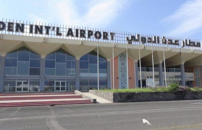 استئناف الرحلات الجوية من وإلى مطار عدن الدولي بعد ساعات من إعلان إغلاقه