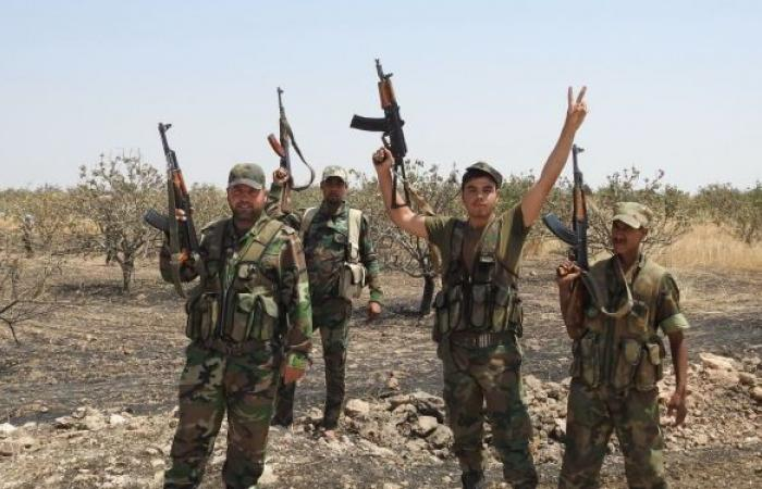 مقتربا من خان شيخون... الجيش السوري يطل على الطريق الدولي حلب - دمشق