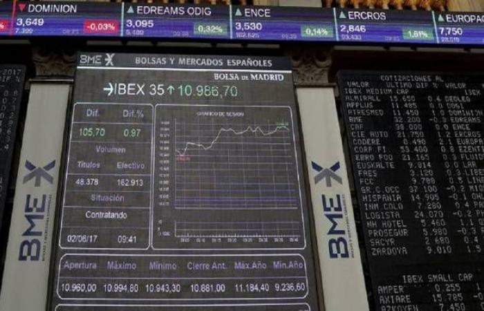 محدث.. الأسهم الأوروبية تهبط بالختام وسط مخاوف الركود الاقتصادي