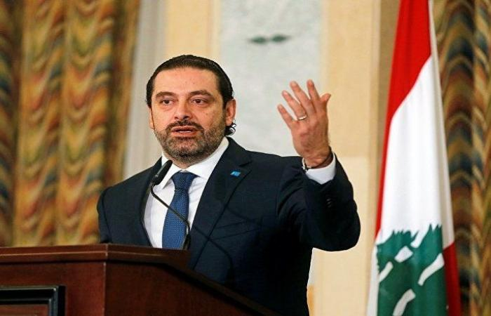 الحريري يعلق على حادثة اختراق الطائرتين الإسرائيليتين للأجواء اللبنانية