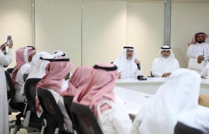 البيئة السعودية تناقش تطبيق التسويق الإلكتروني الزراعي