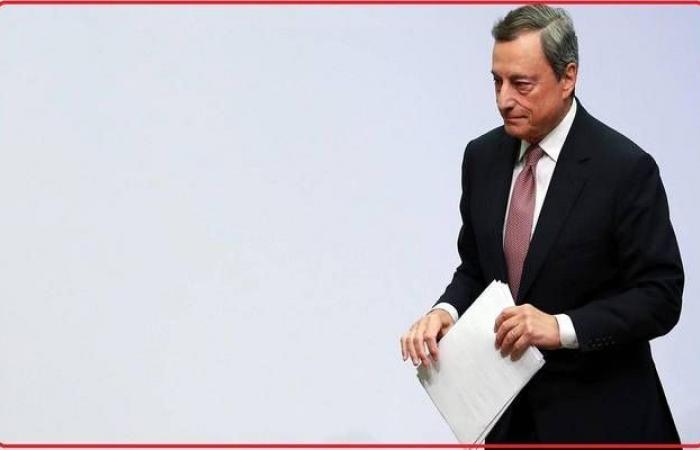 دراجي: 3 أسباب وراء قرارات المركزي الأوروبي