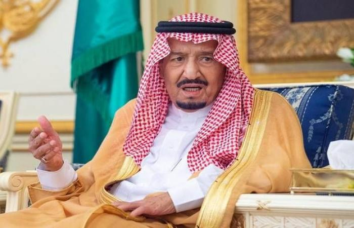 """الملك سلمان لـ""""أبومازن"""": إعلان إسرائيل ضم أراض من الضفة مرفوض"""