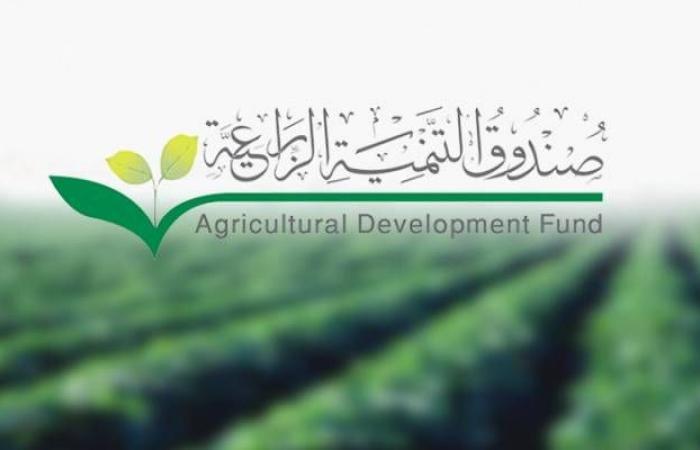 صندوق التنمية الزراعية السعودي يعتمد قروضا بـ1.5مليار ريال حتى سبتمبر