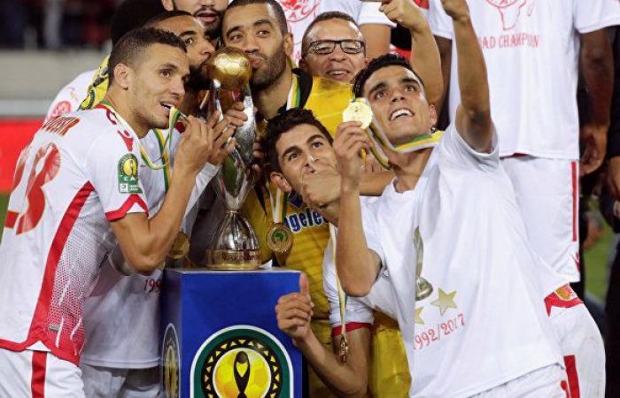 الاتحاد الأفريقي يعلن رسميا بطل دوري أبطال أفريقيا