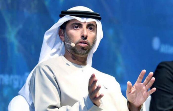 المزروعي: الإمارات مستعدة للتعاون مع السعودية بإمدادات النفط