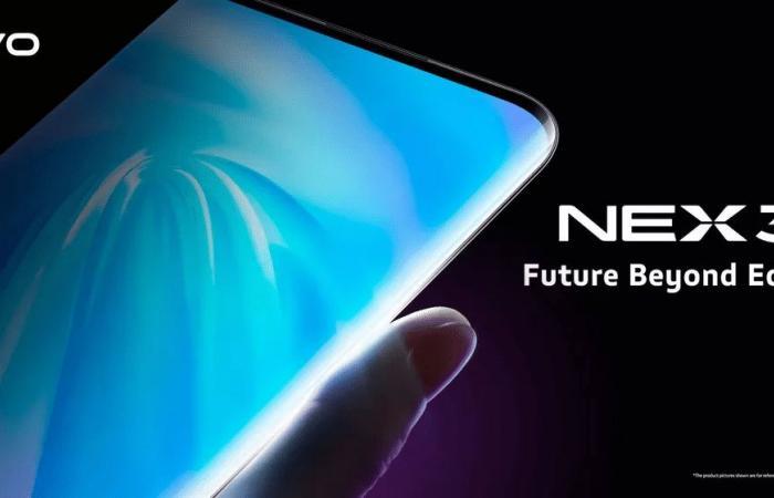 فيفو تعلن عن Nex 3 5G بدون أزرار ومع كاميرا بدقة 64 ميجابكسل
