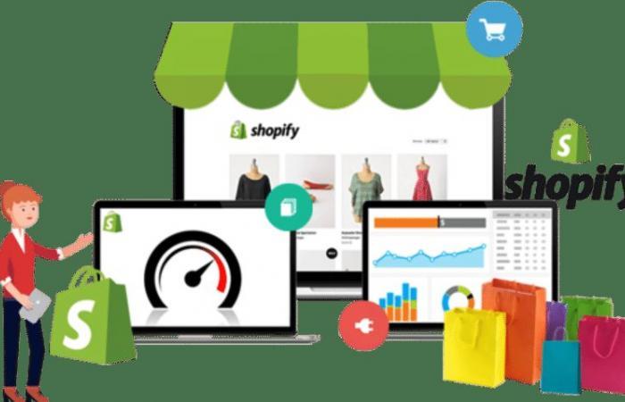 صفقة اليوم.. تعلم إنشاء المتاجر الإلكترونية وإدارتها عبر Shopify مع خصم 97%