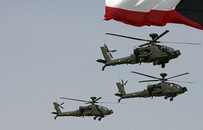 الجيش الكويتي يرفع درجة الاستعداد إلى رقم (1)... واجتماع عاجل للقيادات العسكرية