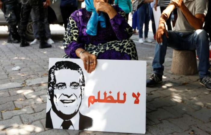 تونس... الأمن يفض اعتصام المحامين والقضاة يقررون الإضراب