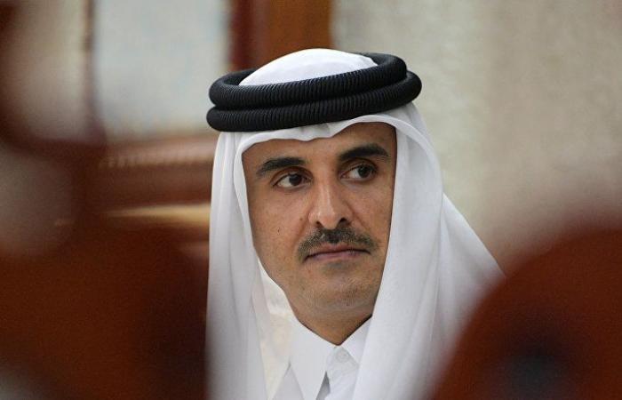 بيان: أمير قطر يناقش الهجمات على السعودية ويعبر عن قلقه من سلوك إيران
