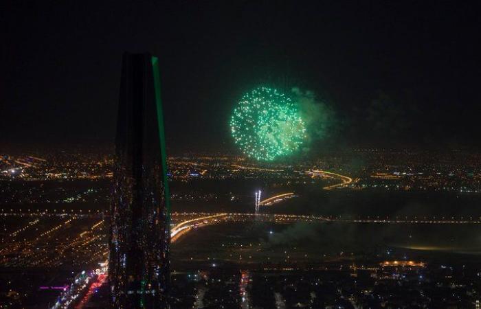 صور.. السعودية تحتفل باليوم الوطني الـ89