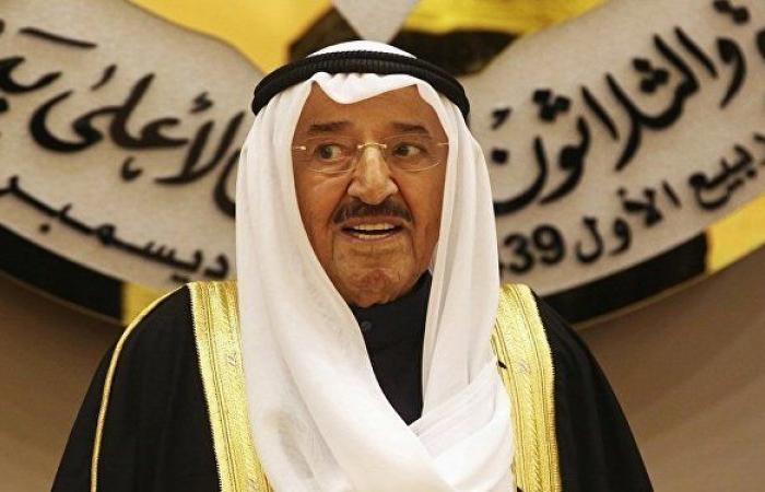 بيان جديد بشأن عودة أمير الكويت إلى البلاد
