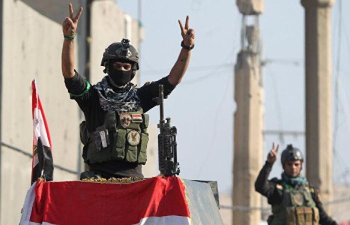 """الإنزال الخامس... القوات العراقية تفاجئ خلايا """"داعش"""" وتدمر وسائلهم (صور)"""