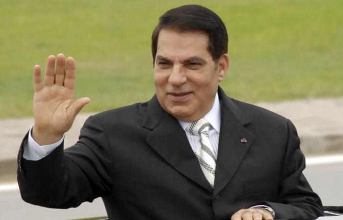 بالفيديو... تشييع جثمان الرئيس التونسي الأسبق زين العابدين بن علي