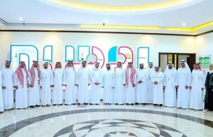 الإسكان السعودية تبحث التعاون مع دائرة الأراضي بدبي