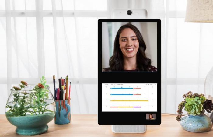 فيسبوك تجلب أجهزة دردشة الفيديو Portal إلى المكتب