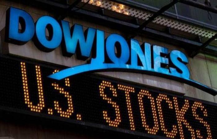 هبوط الأسهم الأمريكية بالمستهل مع ترقب الأوضاع التجارية