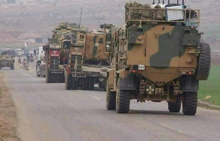 """الدفاع التركية تؤكد تقدم قوات """"الكوماندوز"""" بمنطقة شرق الفرات"""