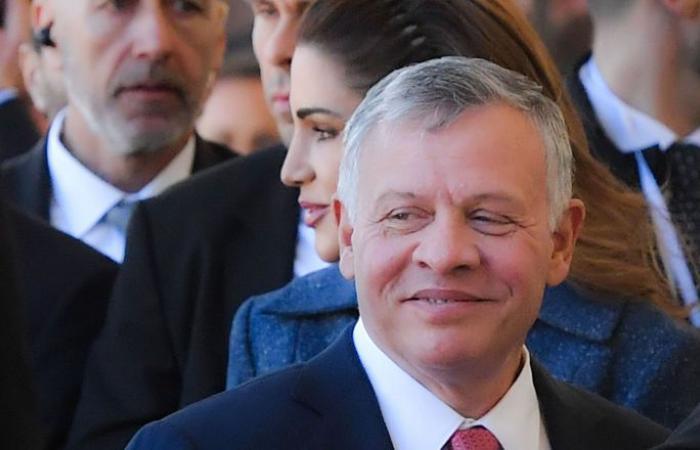 العاهل الأردني يشدد على رفض بلاده لأي انتقاص من سيادة سوريا وتهديد وحدتها