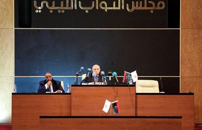 النواب الليبي يدين الغزو التركي للأراضي السورية