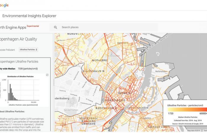 جوجل تساعد المدن في خفض التلوث والانبعاثات