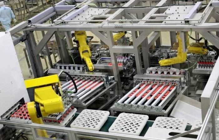 تراجع مفاجئ لطلبيات الآلات الأساسية في اليابان خلال أغسطس
