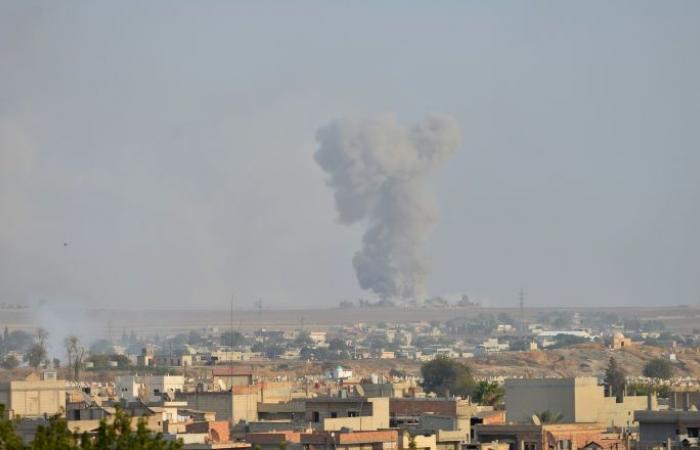 مقتل 5 مدنيين بغارة شمال الرقة... وقصف مدفعي متبادل في ريفي حلب والحسكة