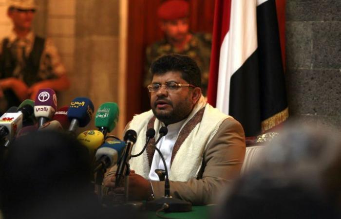 """""""مدفع هرقل الفرنسي""""... الحوثي ينشر فيديو للرد على الرئيس الفرنسي حول استخدام أسلحة فرنسية في اليمن"""