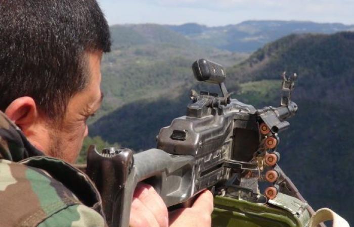 """الجيش السوري يدخل """"تل تمر"""" مقتربا حتى 20 كم من الحدود التركية شمال الحسكة"""