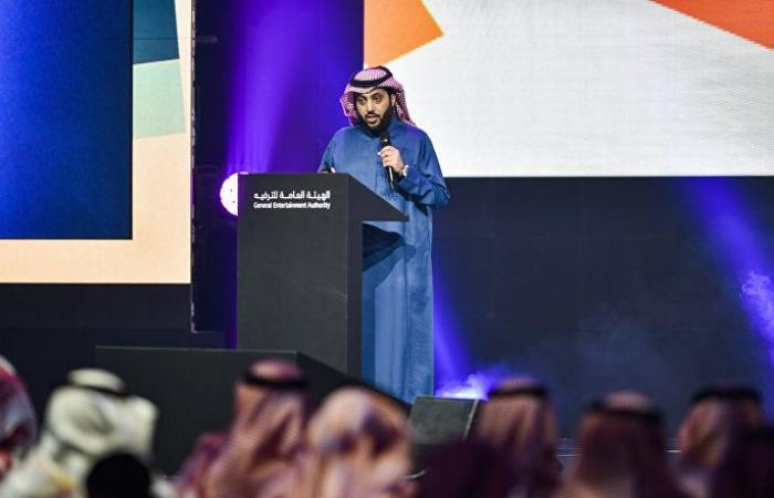 """تركي آل الشيخ يتحدث عن قطريين في """"موسم الرياض"""""""