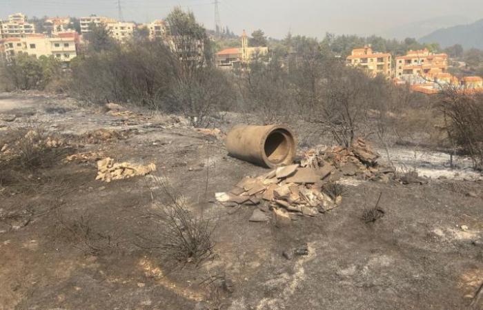 الجيش الإسرائيلي يبعث رسالة جديدة إلى لبنان