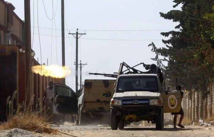 """مسؤول عسكري ليبي: معسكر """"اليرموك"""" تحت سيطرة الجيش"""