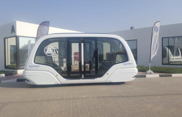 إطلاق المرحلة التجريبية لتشغيل المركبات ذاتية القيادة في مجمع الشارقة للابتكار