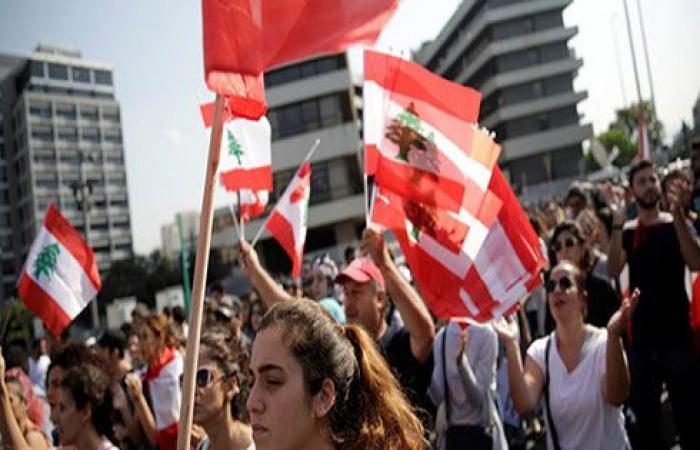 بالفيديو : حراك لبنان مستمر.. والتظاهرات الطلابية تجتاح البلاد