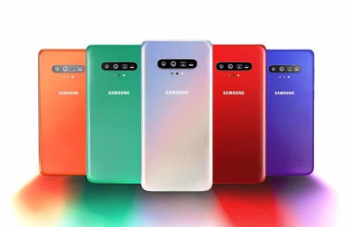 هواتف Galaxy S11 قد تحصل على بطاريات كبيرة السعة
