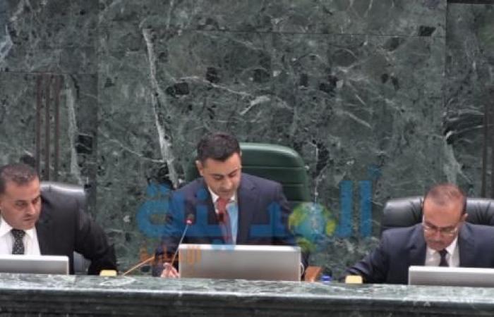 بالفيديو والصور  : تسجيل لانتخابات المكتب الدائم لمجلس النواب  وفوز  القيسي واللوزي والعدوان والقرعان
