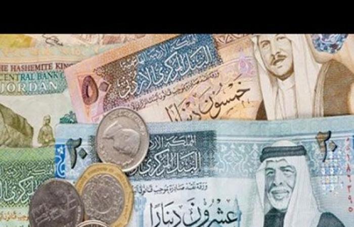 50.9 مليار دينار موجودات بنوك الأردن