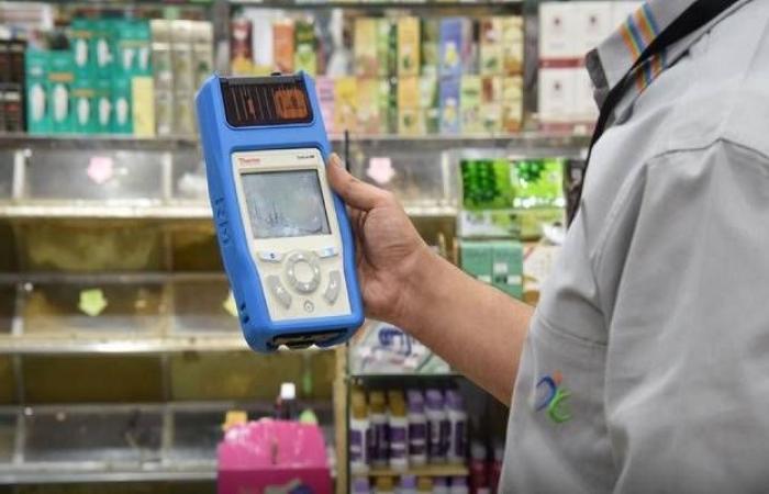 """""""الغذاء والدواء السعودية"""": ضبط 3610 منشآت مخالفة منذ بداية 2019"""