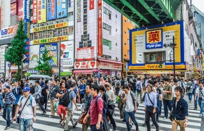 اقتصاد اليابان ينمو خلال الربع الثالث بأدنى وتيرة في عام