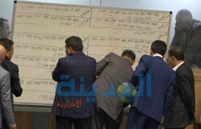 """بالفيديو والصور : انتخاب لجان الطاقة والحريات والسياحة """" اسماء """""""