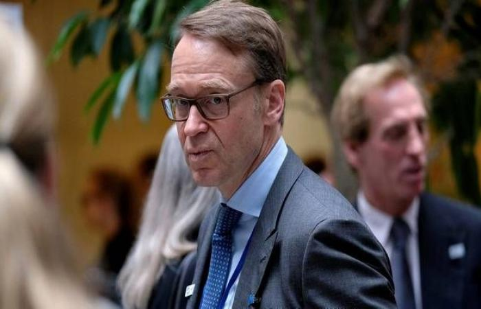 رئيس المركزي الألماني يحذر من التهاون بشأن مخاطر فقاعات الأصول