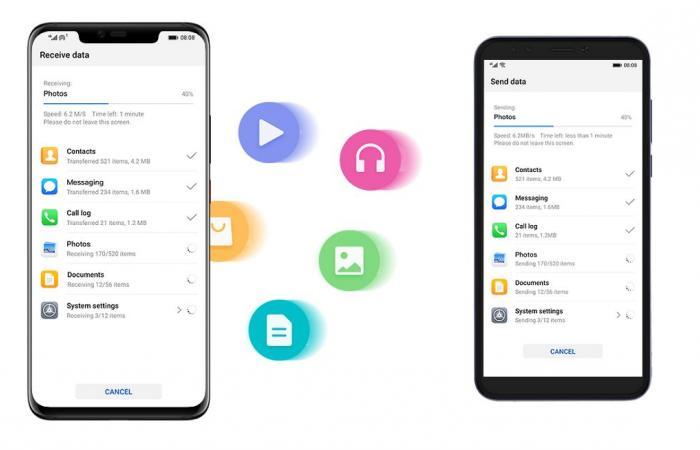 5 خطوات لنقل كل بياناتك من هاتفك الأندرويد القديم إلى هاتفك الجديد