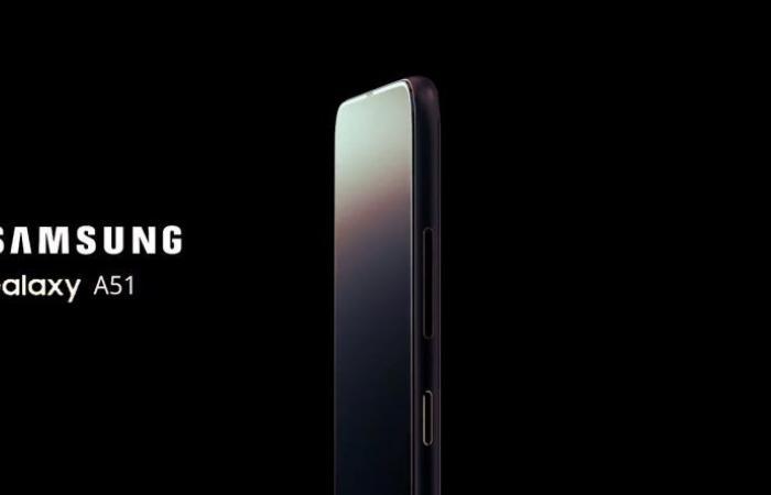 تسريب موعد الإعلان عن Galaxy A51 المرتقب مع الصور الرسمية