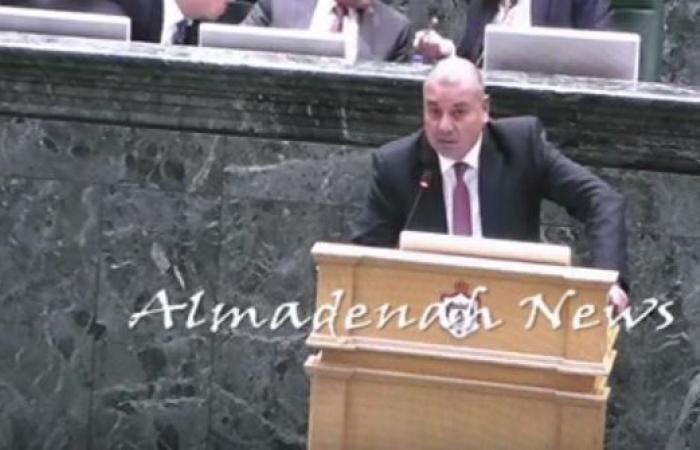 بالفيديو : شاهدوا  تصويت النواب على رفع الحصانة عن الحباشنة