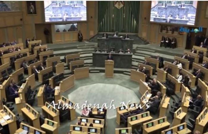 بالفيديو : شاهدوا تصويت النواب على احالة الوزير الشخشير للقضاء
