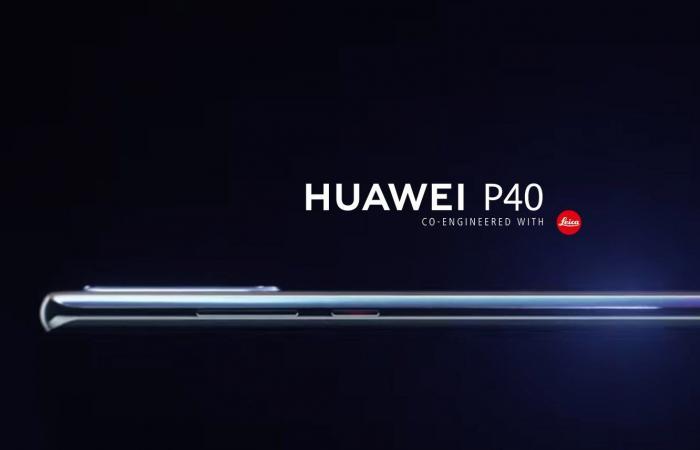 تسريب صورة ومعلومات عن هاتف Huawei P40 المرتقب