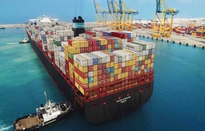 """تابعة لـ""""سيسكو"""" تطور محطات الحاويات بميناء جدة لمدة 30 عاماً"""
